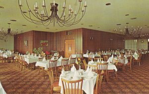 BRANDON, Manitoba, Canada, 1950-1960's; North Hill Motel, Dining Room