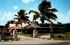 Florida Dania Tropical Acres Restaurant