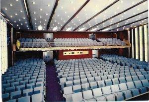 SS France 2,000 passenger Cruise Ship 1971. Theatre, Entertainment.