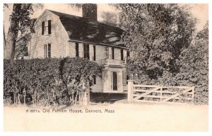 Massachusetts Danvers , Old Putnam House