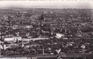 RP, Blick Von Der Hohenstrasse Auf Wien, Wien (Vienna), Austria, 1920-1940s