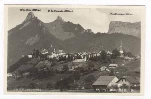 RP  Gruyères , Switzerland. 20-40s