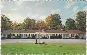 VTG Alger Falls Motel, Munising, Michigan