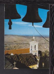 Christmas Bells,Bethlehem,Israel Postcard BIN