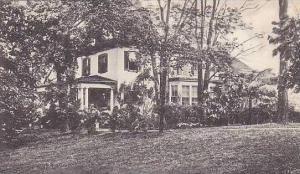 Pennsylvania Mercersburg North College Academy Albertype