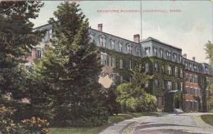 Massachusetts Haverhill Bradford Academy