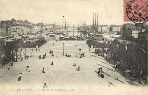 CPA Le HAVRE - Le Bassin du Commerce (200971)