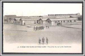 St Nazaire France WW I US Army Camp Post Office No. 16 - [MX-255]