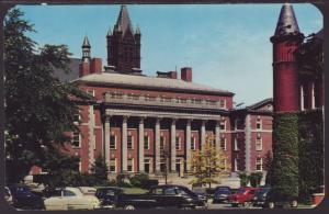 Maxwell School,Syracuse University,Syracuse,NY Postcard BIN