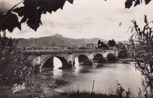 RP: HENDAYE , France , 1930-40s ; Bridge