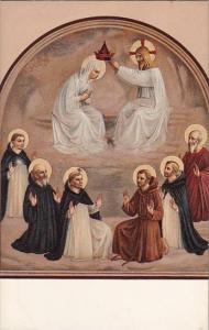 Beatu Angelico Incoronazione Della Vergine Firenze