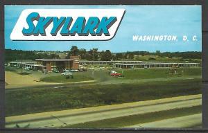 Washington DC - Skylark Motel - [DC-047]