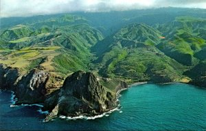 Hawaii Maui Windward Shore Kahakuloa Head
