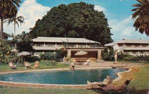 Hawaii Kauai Lihue Kauai Inn 1973
