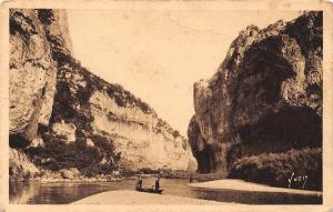 France Gorges du Tarn la Malene (Lozere)