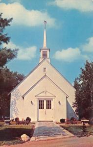 Whiting NJ~Keswick Grove Chapel~Where God Meets Men~Addiction Recovery~1960s PC