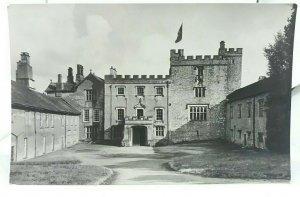 Vintage RP Postcard Sizergh Castle Westmorland Real Photo