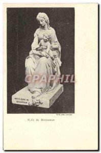 Old Postcard Lady of Betharram