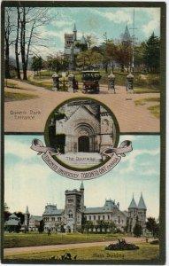 TORONTO , Ontario , Canada , 1900-10s ; 3 view PC