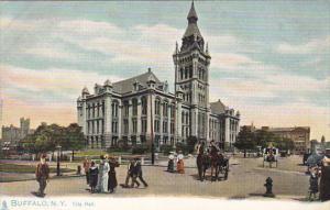 City Hall Buffalo New York Tucks