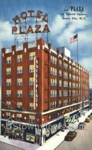 Hotel Plaza  Jersey City NJ Unused