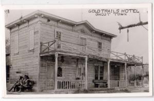 Gold Trails Hotel, Knott's Berry Farm, Buena Park CA