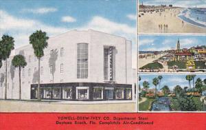 Florida Daytona Yowell-Drew-Ivey Department Store