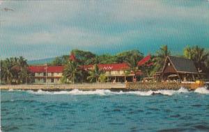 Hawaii Kailua Kona The Kona Inn 1973