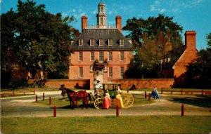 Virginia Williamsburg Governor's Palace