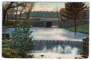 York, Me, Chase's Pond, Sunset