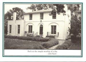 England London Hampstead John Keats' House