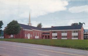 North Carolina Brevard Methodist Church