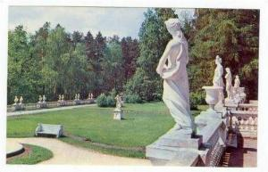 Azerbaijan, Arkhangelskoye. Palace, Park, 1960s