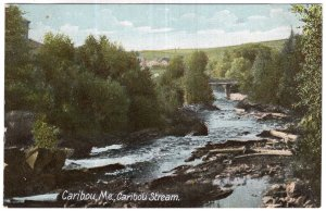 Caribou, Me, Caribou Stream
