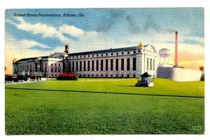 GA - Atlanta. U. S. Penitentiary