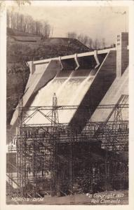 RP: Norris Dam, Clinch River in Anderson County and Campbell County, Tennesse...
