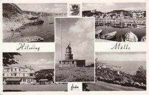 RP: Halsning fran Molle , Sweden , 1954