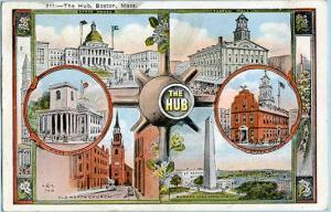 MA - Boston, The Hub - Multi-Views