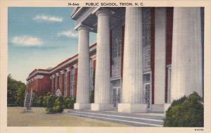 Public School Tryon North Carolina
