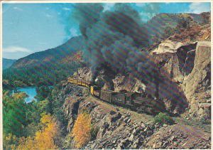 Durango Silverton Narrow Gauge Locomotives No 476 and 473