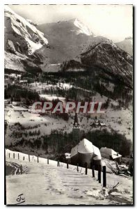 Postcard The Old Valley Alps Upper Champseur