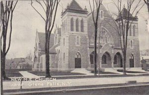 New York Glens Falls New M E Church