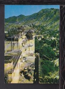 Chandpole Gate,Amber,Jipur,India Postcard BIN