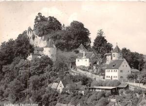 Luftkurort Pappenheim Schloss Castle Partial view