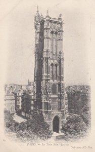 PARIS, France,1910-1920s, La Tour Saint-Jacques