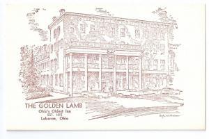 The Golden Lamb Inn Lebanon Ohio