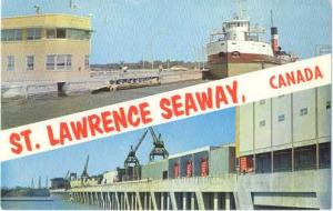 St. Lawrence Seaway, Canada, pre-zip code Chrome