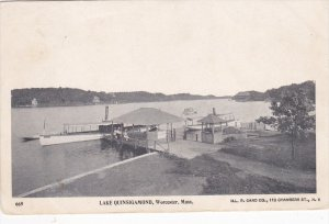 WORCESTER, Massachusetts; Lake Quinsigamond, 10-20s