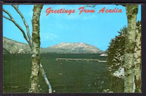 Greetings From Acadia,aine BIN
