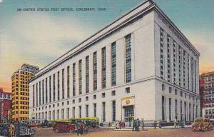 United States Post Office, Cincinnati, Ohio, 1930-1940s